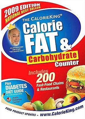 Calorie King 2009